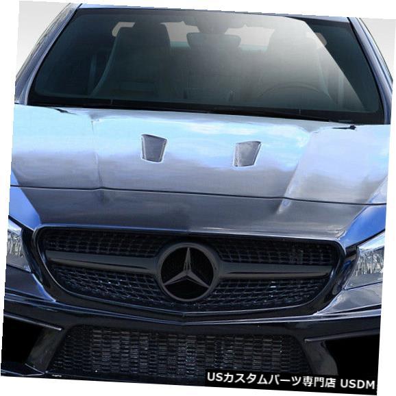 Spoiler 14-15メルセデスCLAブラックシリーズDuraflex 7個フロントワイドボディキットバンパー112011 14-15 Mercedes CLA Black Series Duraflex 7 Pcs Front Wide Body Kit Bumper 112011