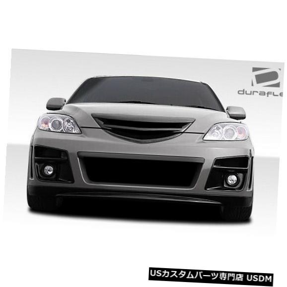 Spoiler 04-09マツダMazda 3 HB X-Sport Duraflexフロントボディキットバンパー!!! 107761 04-09 Mazda Mazda 3 HB X-Sport Duraflex Front Body Kit Bumper!!! 107761