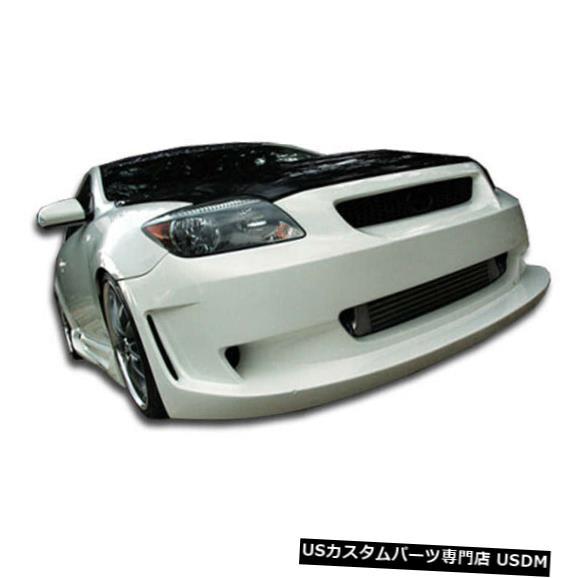 Spoiler 05-10 Scion TC KR-S Duraflexフロントボディキットバンパー!!! 103157 05-10 Scion TC KR-S Duraflex Front Body Kit Bumper!!! 103157