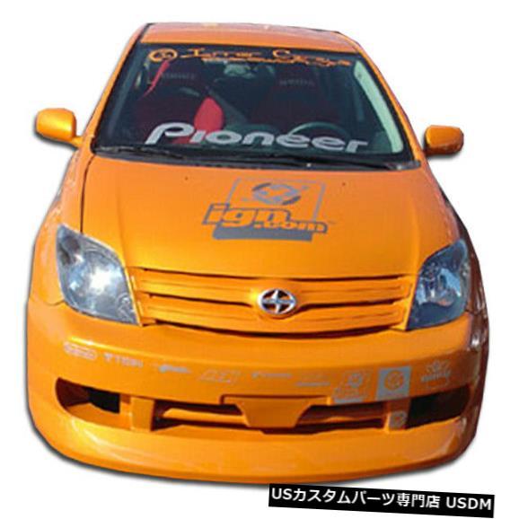 Spoiler 04-06サイオンxA FABデュラフレックスフロントボディキットバンパー!!! 100610 04-06 Scion xA FAB Duraflex Front Body Kit Bumper!!! 100610