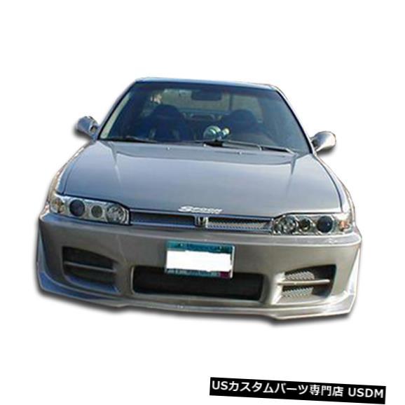 Spoiler 90-93ホンダアコードR34デュラフレックスフロントボディキットバンパー!!! 100935 90-93 Honda Accord R34 Duraflex Front Body Kit Bumper!!! 100935