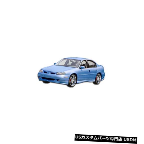 Spoiler 97-99オールズモビルカトラスレーサーオーバーストックフロントバンパーリップボディキット!!! 103267 97-99 Oldsmobile Cutlass Racer Overstock Front Bumper Lip Body Kit!!! 103267