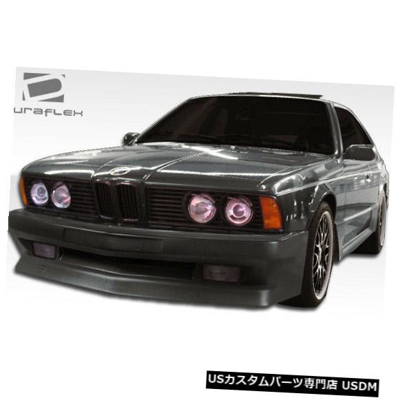 Spoiler 76-89 BMW 6シリーズ2DR ZR-S Duraflexフロントボディキットバンパー!!! 105355 76-89 BMW 6 Series 2DR ZR-S Duraflex Front Body Kit Bumper!!! 105355