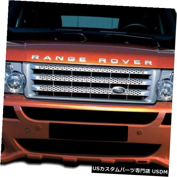 Spoiler 06-09ランドローバーレンジローバースポーツHM-Sデュラフレックスフロントボディキットバンパー!!! 107140 06-09 Land Rover Range Rover Sport HM-S Duraflex Front Body Kit Bumper!!! 107140
