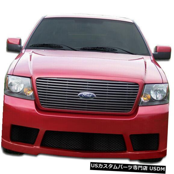 Spoiler 04-08フォードF150プラチナ2 Duraflexフロントボディキットバンパー!!! 105239 04-08 Ford F150 Platinum 2 Duraflex Front Body Kit Bumper!!! 105239