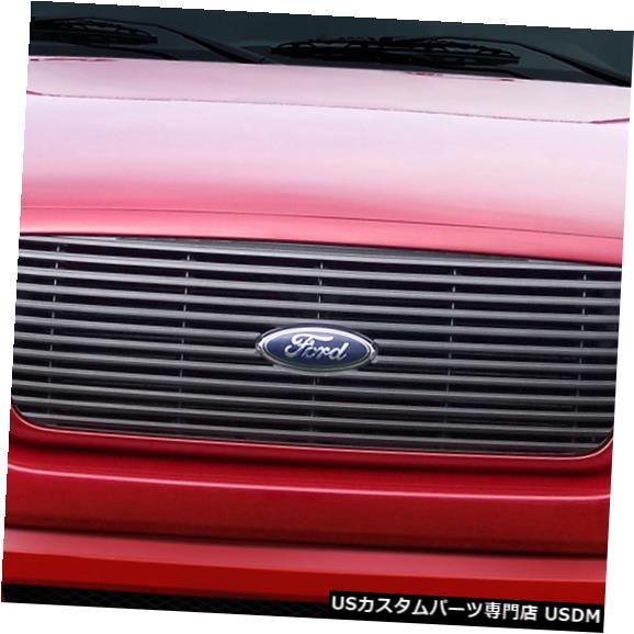 Spoiler 04-08フォードF150スーパースネークデュラフレックスフロントボディキットバンパー!!! 112218 04-08 Ford F150 Super Snake Duraflex Front Body Kit Bumper!!! 112218