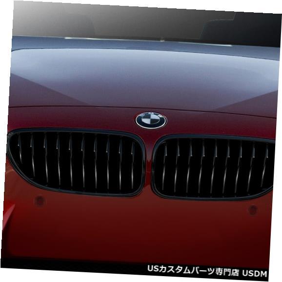 Spoiler 11-18 BMW 6シリーズ1MルックDuraflexフロントボディキットバンパー!!! 109310 11-18 BMW 6 Series 1M Look Duraflex Front Body Kit Bumper!!! 109310