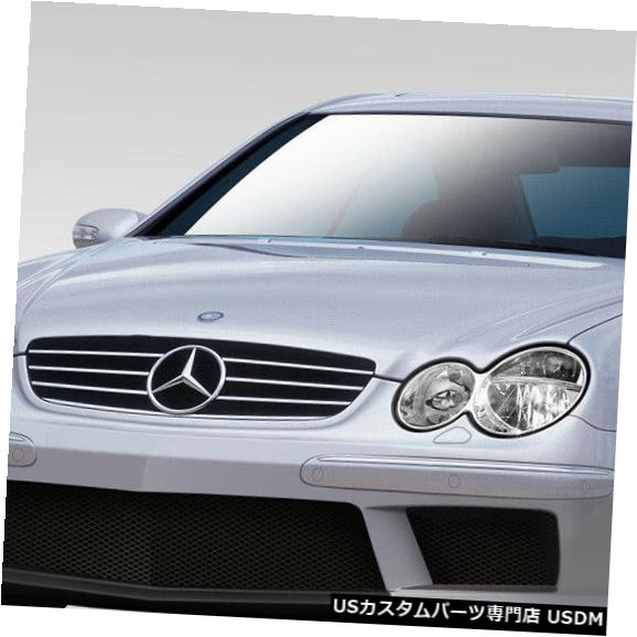 Spoiler 03-09メルセデスCLK SL65外観Duraflexフロントボディキットバンパー!!! 108824 03-09 Mercedes CLK SL65 Look Duraflex Front Body Kit Bumper!!! 108824