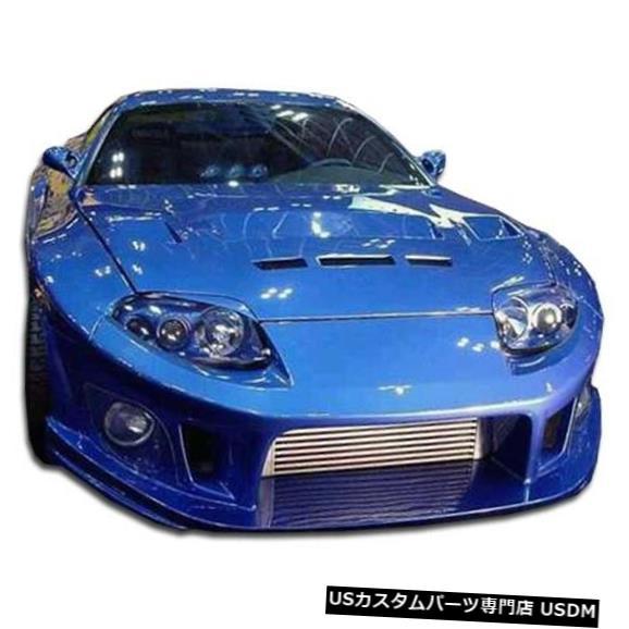Spoiler 93-98トヨタスープラ結論Duraflexフロントワイドボディキットバンパー!!! 101334 93-98 Toyota Supra Conclusion Duraflex Front Wide Body Kit Bumper!!! 101334