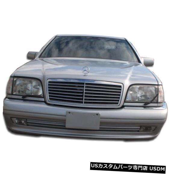 Spoiler 92-99メルセデスSクラスLR-Sデュラフレックスフロントボディキットバンパー!!! 105093 92-99 Mercedes S Class LR-S Duraflex Front Body Kit Bumper!!! 105093