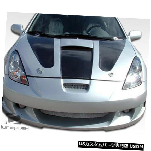 Spoiler 00-05トヨタセリカタイプKデュラフレックスフロントボディキットバンパー!!! 100189 00-05 Toyota Celica Type K Duraflex Front Body Kit Bumper!!! 100189