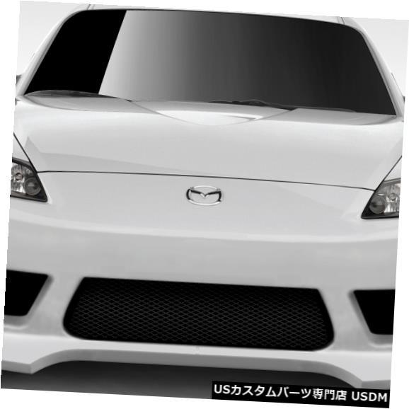 Spoiler 04-08マツダRX8 ATB Duraflexフロントボディキットバンパー!!! 109486 04-08 Mazda RX8 ATB Duraflex Front Body Kit Bumper!!! 109486