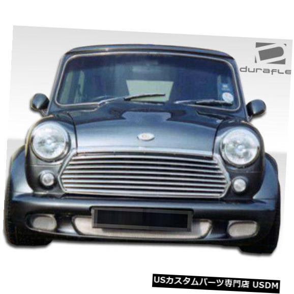 Spoiler 59-00ミニクーパータイプZ Duraflexフロントワイドボディキットバンパー!!! 100686 59-00 MINI Cooper Type Z Duraflex Front Wide Body Kit Bumper!!! 100686