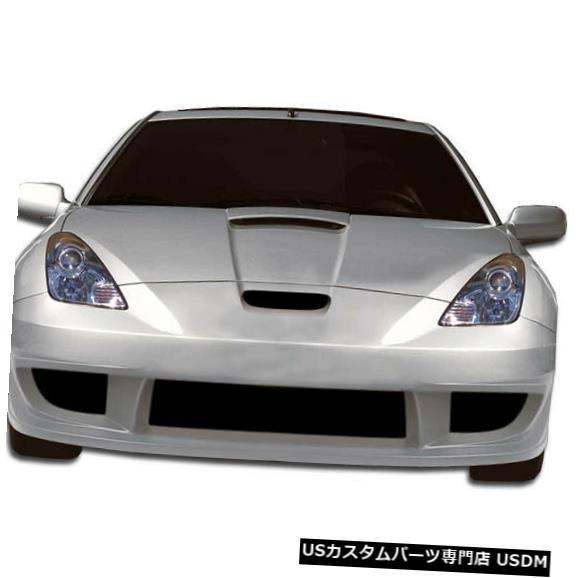 Spoiler 00-05トヨタセリカGT300デュラフレックスフロントワイドボディキットバンパー!!! 104508 00-05 Toyota Celica GT300 Duraflex Front Wide Body Kit Bumper!!! 104508