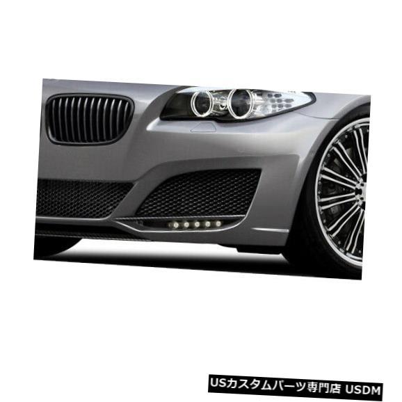 Spoiler 11-16 BMW 5シリーズAF3エアロ機能CFPフロントバンパーアドオンボディキット108603 11-16 BMW 5 Series AF3 Aero Function CFP Front Bumper Add On Body Kit 108603