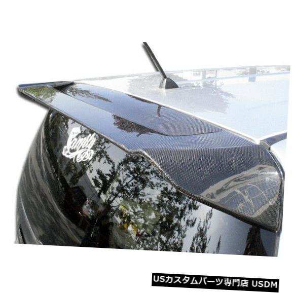 Fenders 08-15 Scion xB OEMカーボンファイバークリエーションズボディキット-ウィング/スポイル er !!! 103874 08-15 Scion xB OEM Carbon Fiber Creations Body Kit-Wing/Spoiler!!! 103874