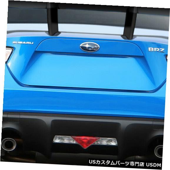 Fenders 13-18 Scion FRS Zeus Duraflex Body Kit-Wing / Spoil er !!! 109625 13-18 Scion FRS Zeus Duraflex Body Kit-Wing/Spoiler!!! 109625