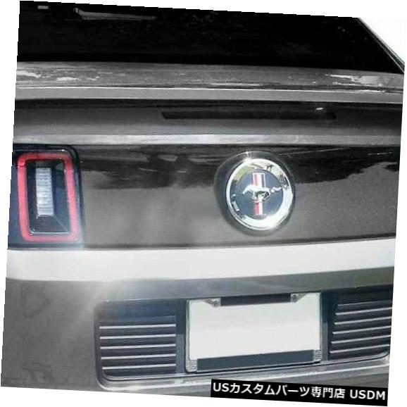 Fenders 10-14フォードマスタングサリーンスタイルKBDウレタンボディキット-ウィング/スポイラー er !!! 37-2265 10-14 Ford Mustang Sallen Style KBD Urethane Body Kit-Wing/Spoiler!!! 37-2265
