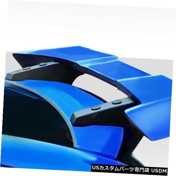 Fenders 12-17ヒュンダイベロスターMR Duraflexボディキットに適合-ウィング/スポイル er !!! 114307 12-17 Fits Hyundai Veloster MR Duraflex Body Kit-Wing/Spoiler!!! 114307