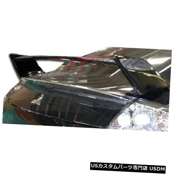 Fenders 06-12三菱エクリプススピリットデュラフレックス5ピースボディキット-ウィング/スポイル er !!! 104209 06-12 Mitsubishi Eclipse Spirit Duraflex 5 Pcs Body Kit-Wing/Spoiler!!! 104209