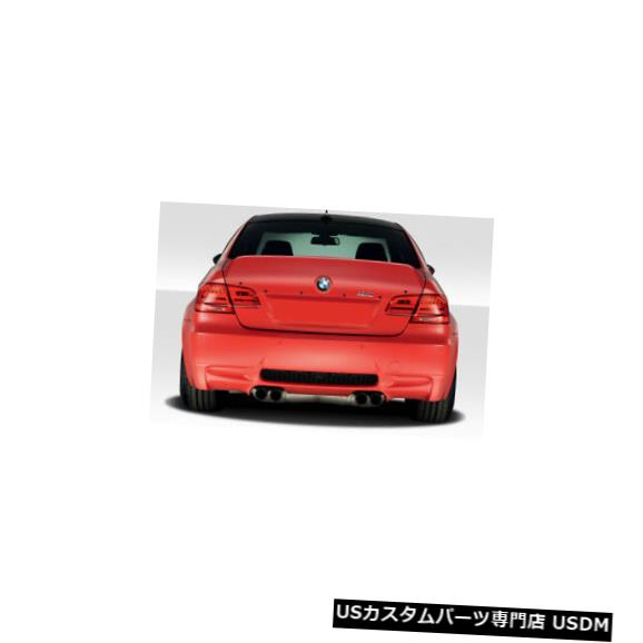 Fenders 07-13 BMW 3シリーズRace Duraflexボディキット-ウィング/スポイル er !!! 113813 07-13 BMW 3 Series Race Duraflex Body Kit-Wing/Spoiler!!! 113813