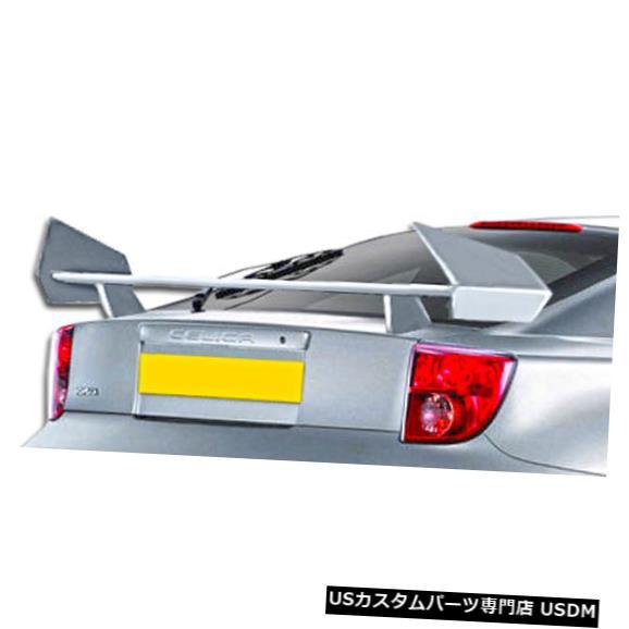 Fenders 00-05トヨタセリカC-5デュラフレックスボディキット-ウィング/スポイル er !!! 107081 00-05 Toyota Celica C-5 Duraflex Body Kit-Wing/Spoiler!!! 107081