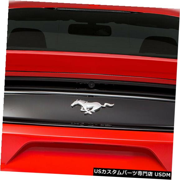 Fenders 15-18 Ford Mustang Stallion Duraflex Body Kit-Wing / Spoil er !!! 113804 15-18 Ford Mustang Stallion Duraflex Body Kit-Wing/Spoiler!!! 113804