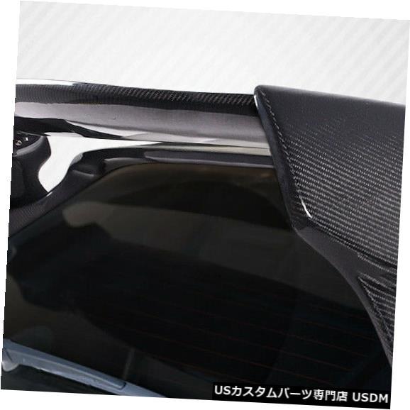 Fenders 08-14スバルインプレッサHB VR-Sカーボンファイバーボディキットに適合-ウィング/スポイル er 115464 08-14 Fits Subaru Impreza HB VR-S Carbon Fiber Body Kit-Wing/Spoiler 115464