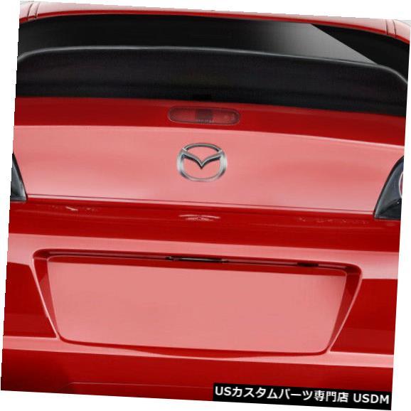 Fenders 04-11マツダRX8 Darkforce Duraflex Body Kit-Wing / Spoil er !!! 114527 04-11 Mazda RX8 Darkforce Duraflex Body Kit-Wing/Spoiler!!! 114527