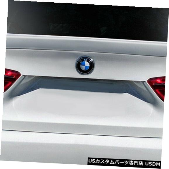 Fenders 15-18 BMW X6 AF-1エアロファンクションボディキット-ウィング/スポイル er !!! 114160 15-18 BMW X6 AF-1 Aero Function Body Kit-Wing/Spoiler!!! 114160