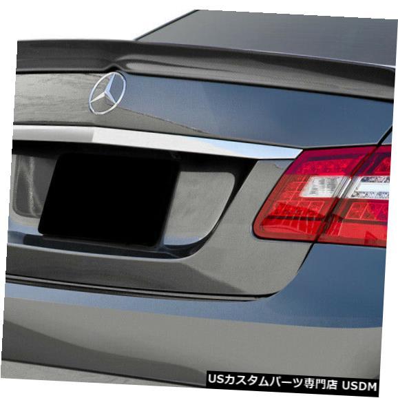 Fenders 10-18メルセデスEクラスAF3エアロ機能CFPボディキットウイング/スポイラー 10-18 Mercedes E Class AF3 Aero Function CFP Body Kit Wing/Spoiler