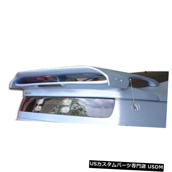 Fenders 90-96は日産300ZXベイダーデュラフレックスボディキットに適合-ウィング/スポイル er !!! 107222 90-96 Fits Nissan 300ZX Vader Duraflex Body Kit-Wing/Spoiler!!! 107222