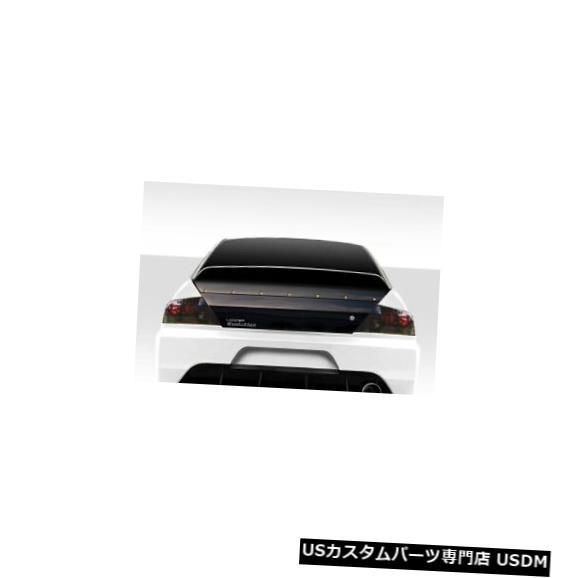 Fenders 02-07三菱ランサーCスペックデュラフレックスボディキット-ウィング/スポイル er !!! 114615 02-07 Mitsubishi Lancer C Spec Duraflex Body Kit-Wing/Spoiler!!! 114615