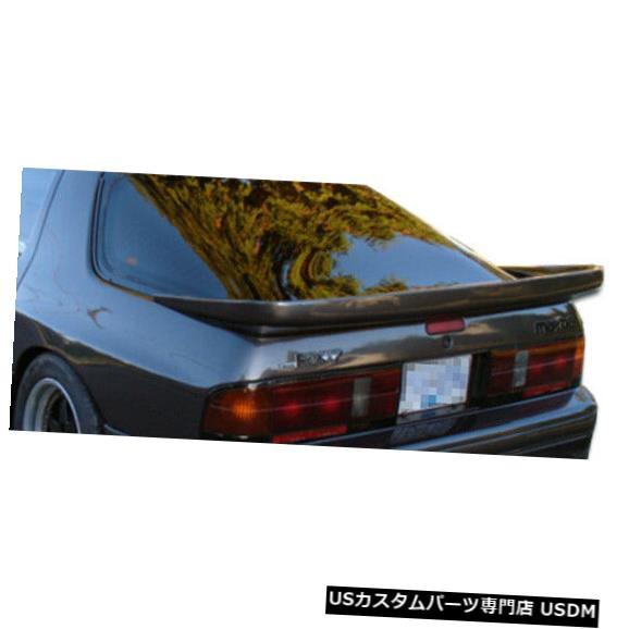 Fenders 86-91 Mazda RX7 Wangan Duraflex Body Kit-Wing / Spoil er !!! 100734 86-91 Mazda RX7 Wangan Duraflex Body Kit-Wing/Spoiler!!! 100734