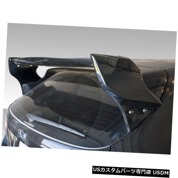 Fenders 08-11スバルインプレッサVR-Sデュラフレックスボディキット-ウィング/スポイル er !!! 109085 08-11 Subaru Impreza VR-S Duraflex Body Kit-Wing/Spoiler!!! 109085