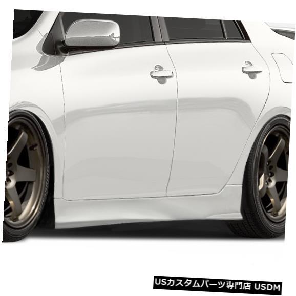 ー品販売  Side GT Skirts Body Kit 09-13トヨタカローラGTコンセプトデュラフレックスサイドスカートボディキット!! 09-13 108403! 108403 09-13 Toyota Corolla GT Concept Duraflex Side Skirts Body Kit!!! 108403, 魚沼市:c1d620eb --- statwagering.com