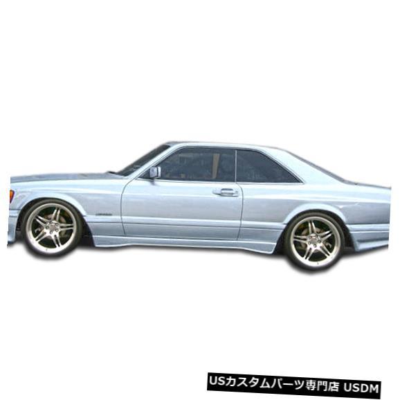 特売 Side Skirts Body Class Kit 81-91 Mercedes AMG S Class 2DR 2DR AMG Look Duraflex Side Skirts Wide Body Kit!!! 107196 81-91 Mercedes S Class 2DR AMG Look Duraflex Side Skirts Wide Body Kit!!! 107196, ワインショップ ドラジェ:c6e11f3e --- svapezinok.sk