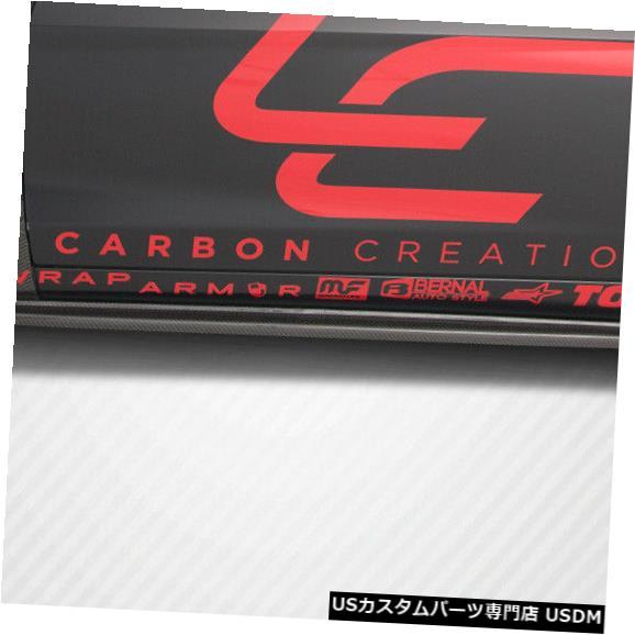 公式 Side Skirts Body Kit 05-13シボレーコルベットZRエディションカーボンファイバーサイドスカートボディキット!!! 105770 05-13 Chevrolet Corvette ZR Edition Carbon Fiber Side Skirts Body Kit!!! 105770, トイブリッツ f86fb160