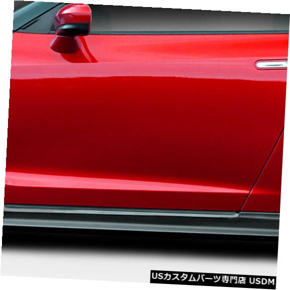 Side Skirts Body Kit 09-17日産GTR C1 Duraflexサイドスカートボディキットに適合!!! 114762 09-17 Fits Nissan GTR C1 Duraflex Side Skirts Body Kit!!! 114762
