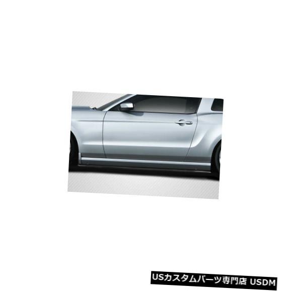 値引きする Side Skirts Body 115530 Kit 05-14フォードマスタングRスペックカーボンファイバーサイドスカートスプリッターボディキット!! Splitters! Body 115530 05-14 Ford Mustang R-Spec Carbon Fiber Side Skirt Splitters Body Kit!!! 115530, ゼンオンライン:8dbf117e --- hafnerhickswedding.net
