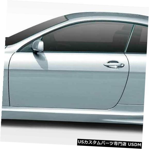 Side Skirts Body Kit 04-10 BMW 6シリーズ2DR LDS Duraflexサイドスカートボディキット!!! 114725 04-10 BMW 6 Series 2DR LDS Duraflex Side Skirts Body Kit!!! 114725