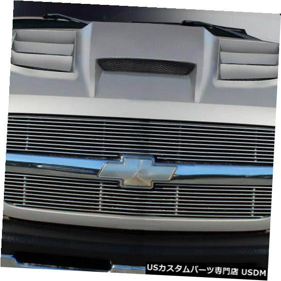 ボンネット 02-06シボレーシルバラードバイパーデュラフレックスボディキット-フード!!! 113799 02-06 Chevrolet Silverado Viper Duraflex Body Kit- Hood!!! 113799