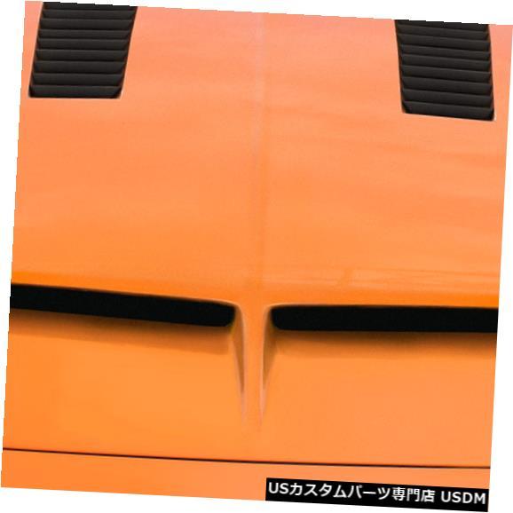 ボンネット 18-19フォードマスタングGT500デュラフレックスボディキット-フード!!! 114961 18-19 Ford Mustang GT500 Duraflex Body Kit- Hood!!! 114961