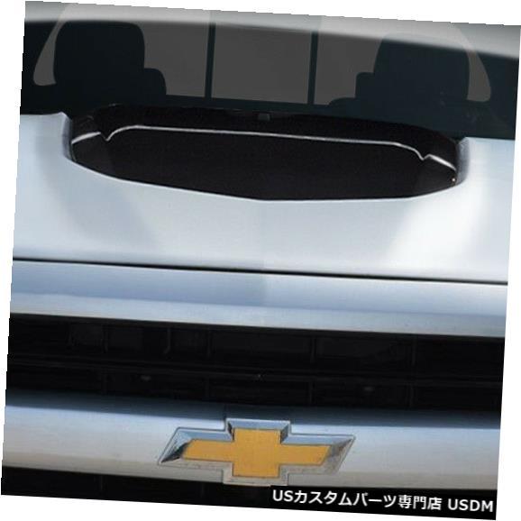 ボンネット 16-18シボレーシルバラードZL1 V2デュラフレックスボディキット-フード!!! 114234 16-18 Chevrolet Silverado ZL1 V2 Duraflex Body Kit- Hood!!! 114234