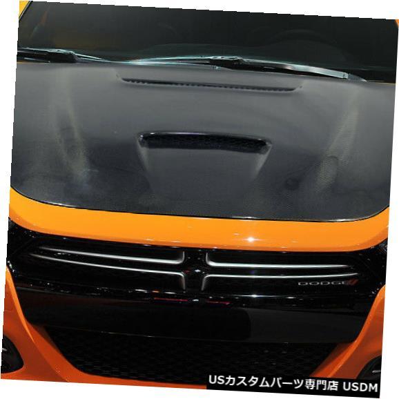 ボンネット 13-16ダッジダートMP-R DriTechカーボンファイバーボディキット-フード!!! 113085 13-16 Dodge Dart MP-R DriTech Carbon Fiber Body Kit- Hood!!! 113085