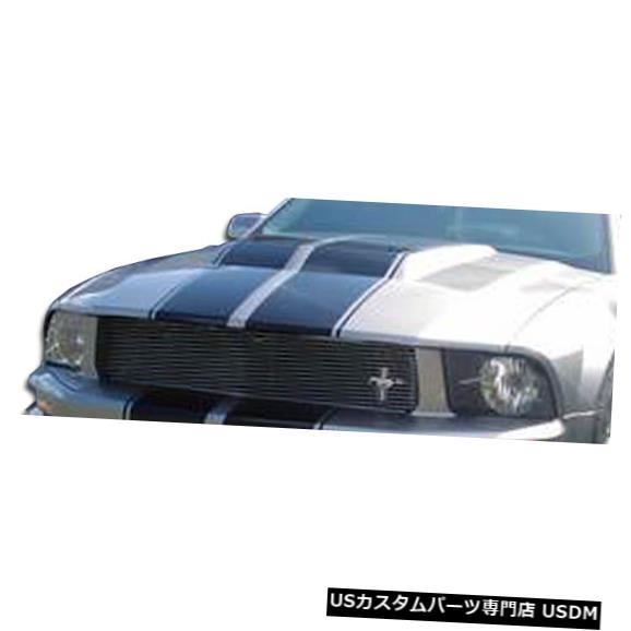 ボンネット 05-09フォードマスタングエレノアデュラフレックスボディキット-フード!!! 104770 05-09 Ford Mustang Eleanor Duraflex Body Kit- Hood!!! 104770