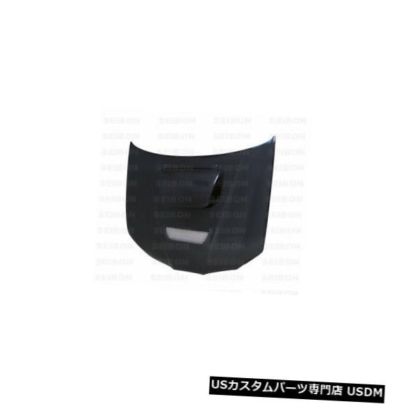 ボンネット 06-07スバルインプレッサRCセイボンカーボンファイバーボディキットに適合-フード!! HD0607SBIMP-RC 06-07 Fits Subaru Impreza RC Seibon Carbon Fiber Body Kit- Hood!! HD0607SBIMP-RC