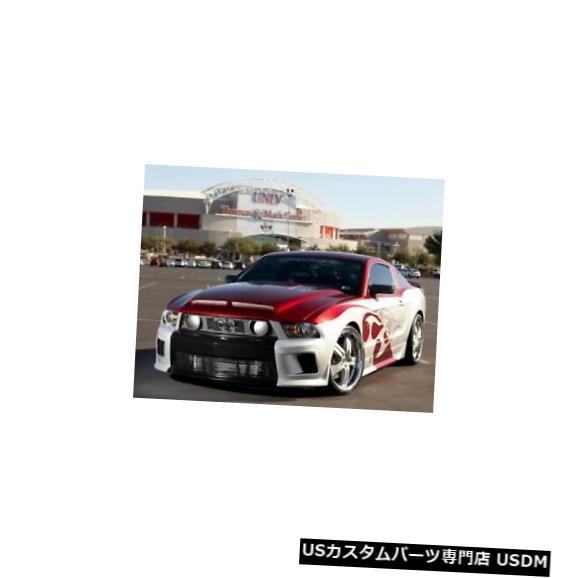 ボンネット 10-12 Ford Mustang TruFiber Venom Body Kit- Hood !!! TF10025-A53 10-12 Ford Mustang TruFiber Venom Body Kit- Hood!!! TF10025-A53
