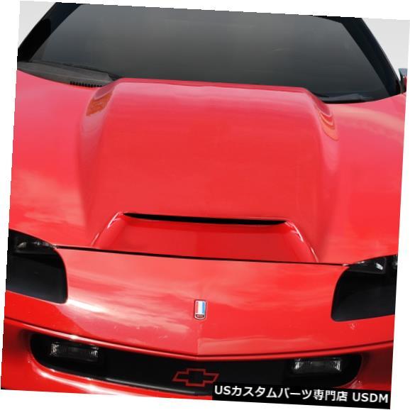 ボンネット 93-97シボレーカマロHRデュラフレックスボディキット-フード!!! 113366 93-97 Chevrolet Camaro HR Duraflex Body Kit- Hood!!! 113366