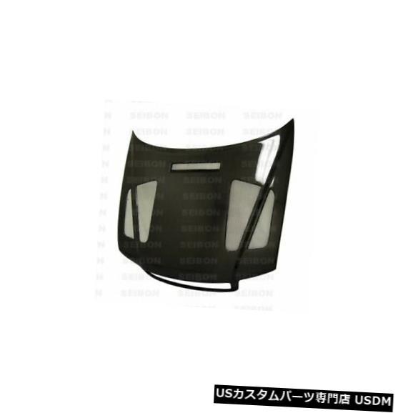 ボンネット 96-01 AUDI A4 ERスタイルセイボンカーボンファイバーボディキット-フード!!! HD9601AUA4-ER 96-01 AUDI A4 ER-Style Seibon Carbon Fiber Body Kit- Hood!!! HD9601AUA4-ER
